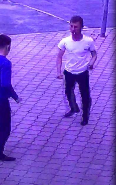 подозреваемый в грабеже